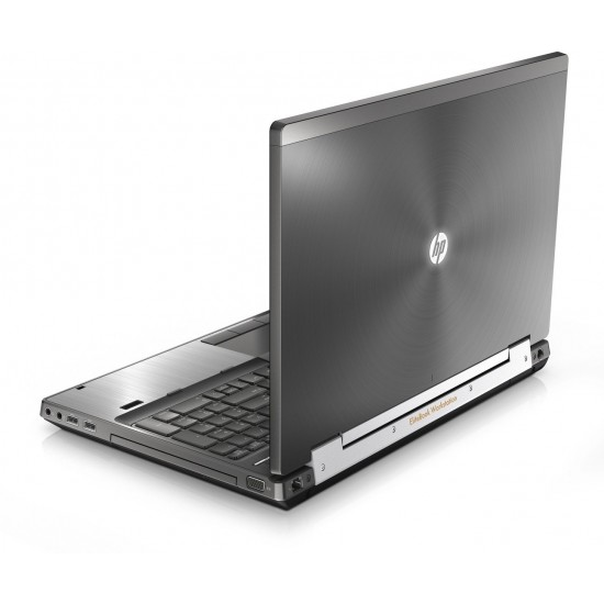 "REF. HP PROBOOK 8570w 15.6"" i7 3820QM/16GB RAM/240GB SSD/K2000M/WIN 7 PRO"