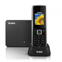 Yealink IP DECT Cordless Handset with Base Unit W52P (NEW - BOXED)